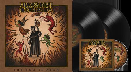 The End Is Nigh - CD + Vinyl