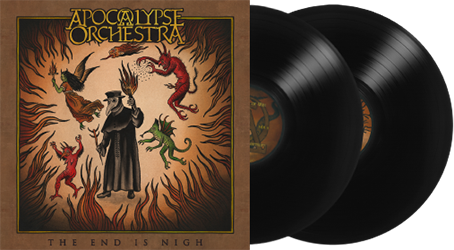 The End Is Nigh - Limited Vinyl